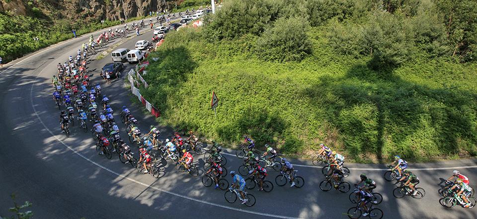 CICLISMO: 69 edicion de La Vuelta a España. 23-08-2014 al 14-09-2014. Etapa 17; Otigueira - A Coruña. 10-09-2014. FOTO/PHOTO: UNIPUBLIC/J. A. MIGUELEZ.