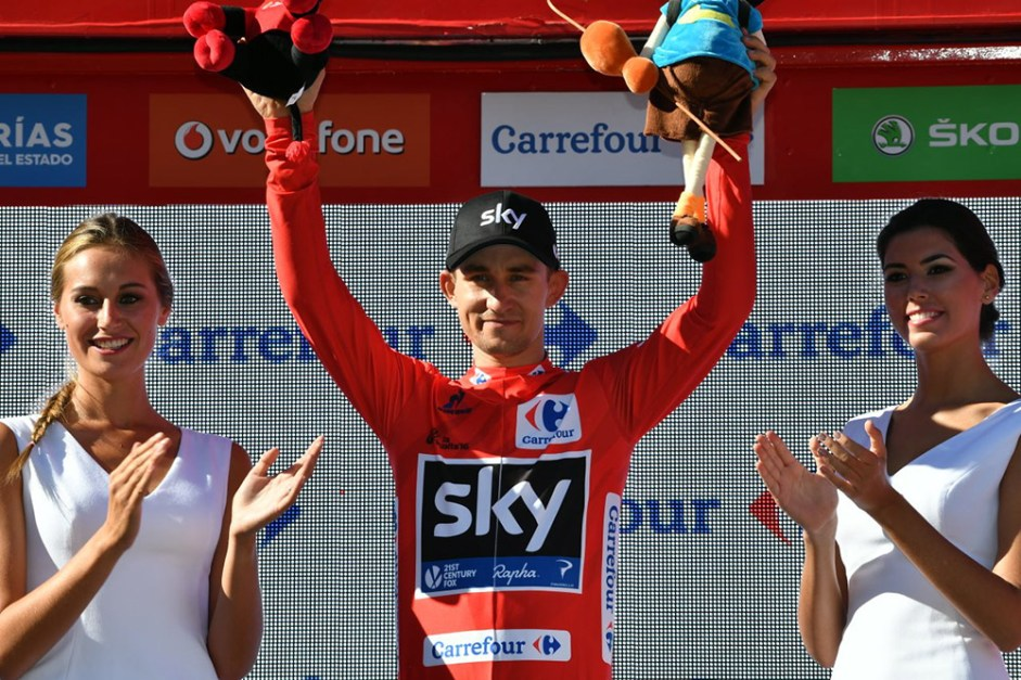 Vuelta a Espana - Stage 2