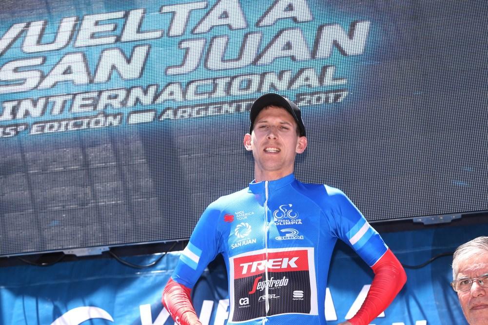 Vuelta a San Juan 2017 - 35th Edition - 5th stage Chimbas - Alto Colorado 162,4 km - 27/01/2017 - Bauke Mollema (NED - Trek - Segafredo)- photo Ilario Biondi/BettiniPhoto©2017
