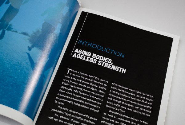 Ageless Strength by Jeff Horowitz