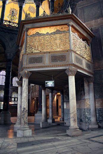 Святая София Стамбул Турция