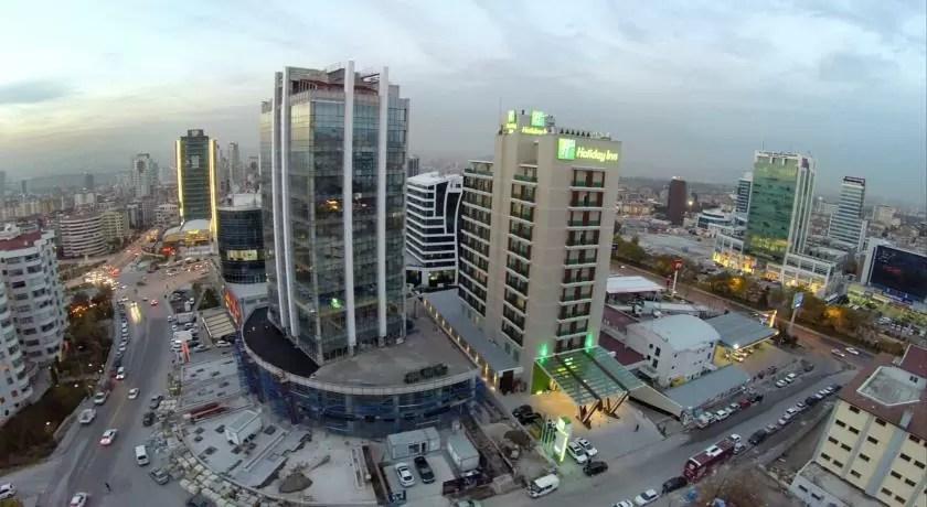 "Отель ""Holiday Inn Ankara – Cukurambar"""