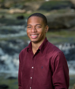 "Denzell Cross - PhD candidate in Ecology Denzell Cross awarded Ford Foundation Predoctoral Fellowship Athens, Ga. – Denzell Cross, a doctoral student in Integrative Conservation and Ecology at the University of Georgia, has been awarded a Ford Foundation Predoctoral Fellowship. This highly selective award—approximately 65 were given in 2018—provides three years of support for study in pursuit of a doctorate. It recognizes academic excellence; promise for future achievement as a scholar, researcher and teacher in higher education; and capacity to use diversity as a resource to enrich the education of all students. Cross is the fourth UGA student to receive the award.  Cross studies the impacts of landscape-scale disturbance on urban watersheds in Georgia using trait-based ecology and historical data. Specifically, he is exploring how the structure and function of communities of macroinvertebrates—small creatures like insects, crayfish and snails—living in streams and rivers change through time in response to increasing urbanization.  His work will help inform management and conservation efforts in urban environments. ""Denzell has been such a fantastic addition to my lab and to the Odum community,"" said Cross's doctoral advisor Krista Capps, assistant professor in the Odum School of Ecology and Savannah River Ecology Laboratory. ""His proposed work has the potential to fundamentally change how we understand the long-term impacts of urbanization on animal communities. ​The recognition of Denzell's potential as a scientist from the Ford Foundation is wonderful and exceptionally well-deserved."" The doctoral program in Integrative Conservation combines disciplinary depth in one of four areas—anthropology, ecology, geography or forestry and natural resources—and collaboration across disciplines and fields of practice, with a focus on solving the complex conservation challenges of the future.  ""Denzell is a perfect example of the kind of s"