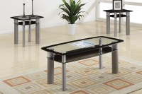 Hayden 3pc. Coffee Table Set - Coffee Table Sets - Living Room