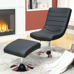 Office Lounge Chair And Ottoman Stackable Chairs For Sale Xuo Home