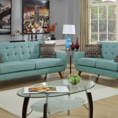 Blue Colour Sofa Set Lazy Boy Reese Vogue And Lovseat Sky Sets Living Room