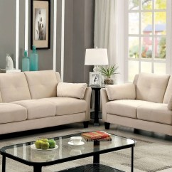 Beige Colour Sofa Set Surfing Definition Ysabel 2 Pc And Loveseat In Sets