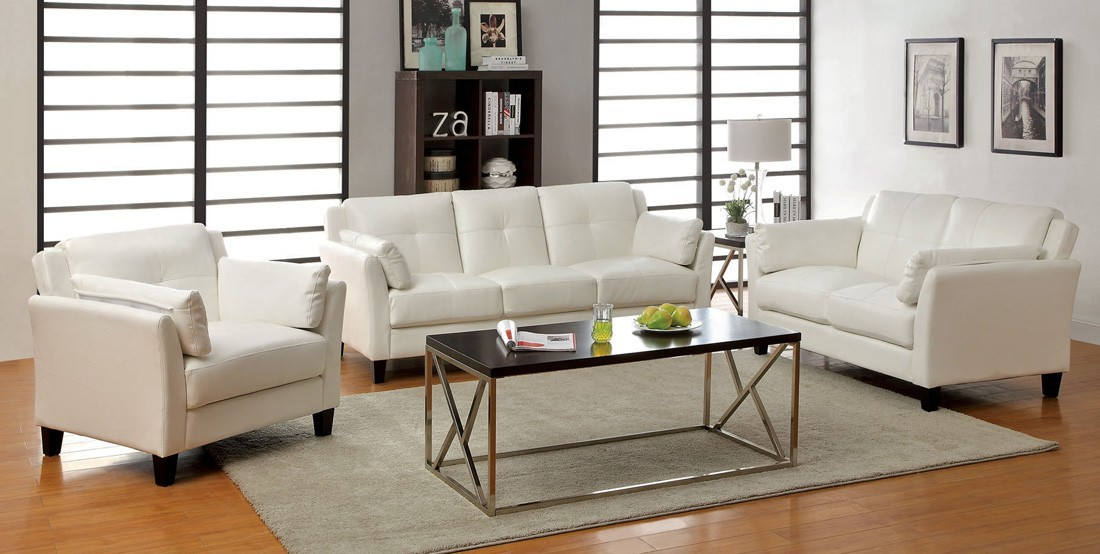 living room with loveseat and chairs blue couch ideas madrid sofa set white sets