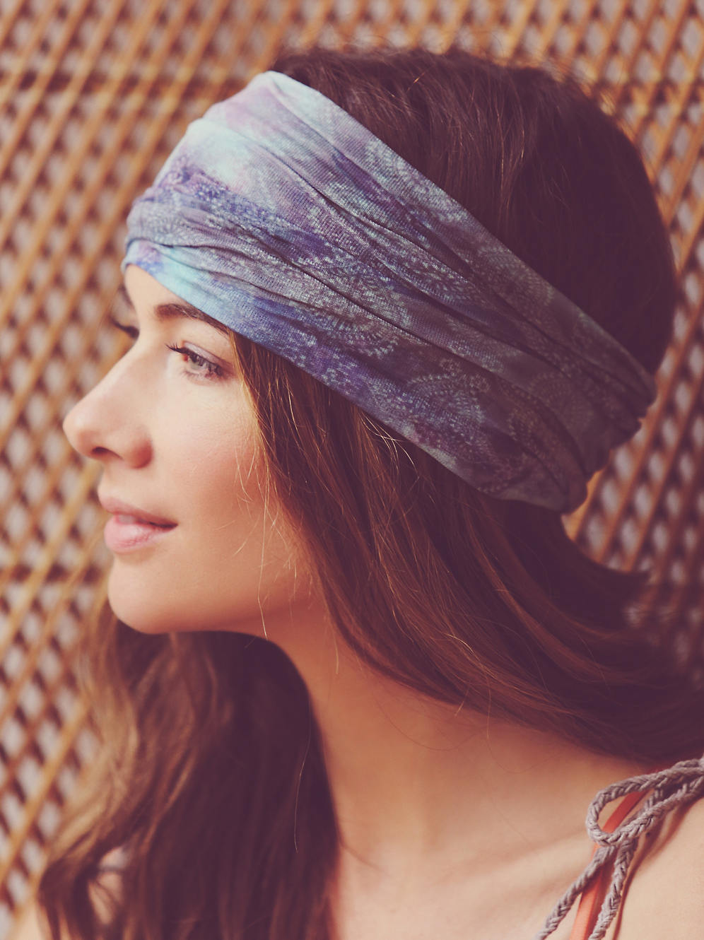 Tie One On Silk Scarves and Head Wraps for Summer 2015