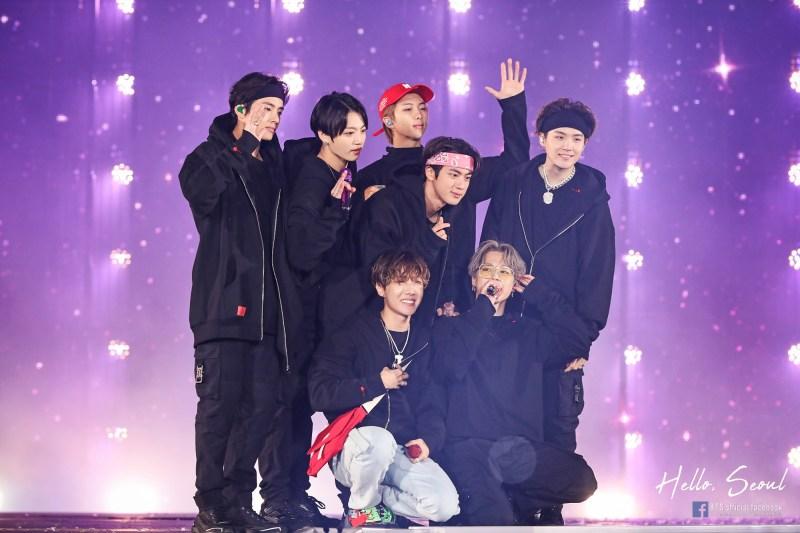 Coronavírus: BTS cria concerto online para os fãs durante quarentena |  Capricho