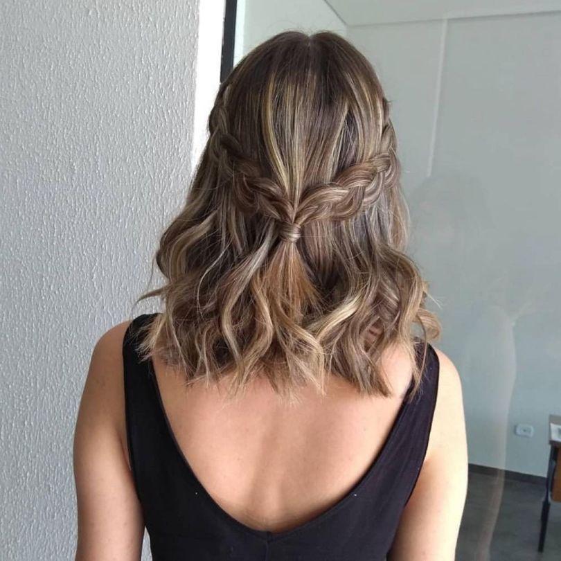 33 ideias de penteados para quem tem cabelo curto   Capricho