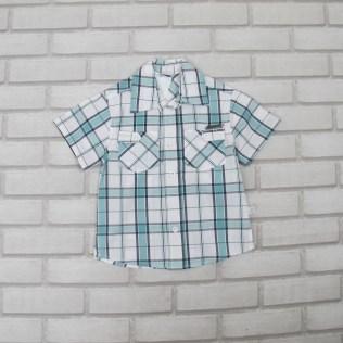 Blusa Xadrez BRANDILI ( 3anos) R$15