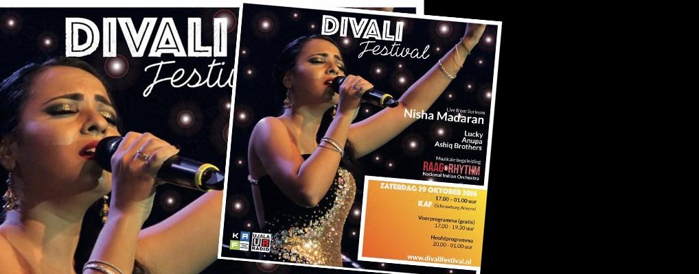 Sponsor van Ujala's Divali Festival
