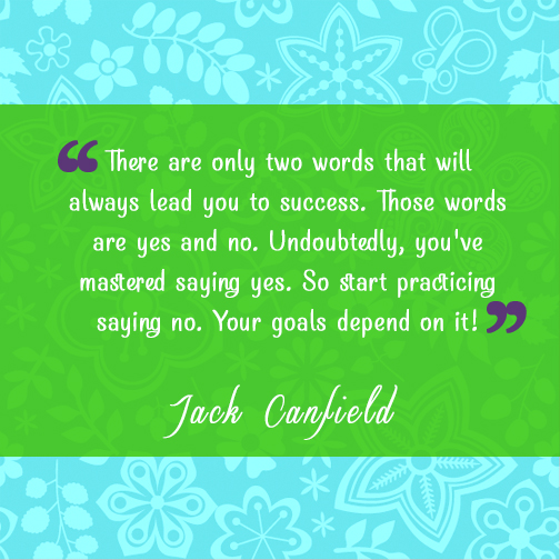 Weekly Quote: These two words