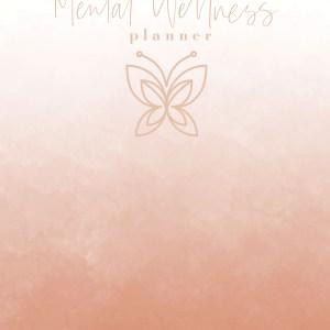 Mental Wellness Planner