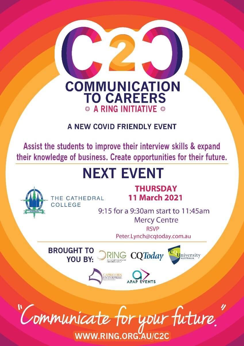 C2C Communication to Careers - The Cathedral College