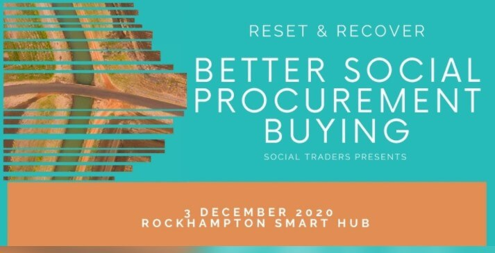 Reset & Recover: Better Social Procurement Buying