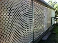 Aluminium Lattice & Winterlite - Capricorn Screens ...