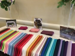 Over 90 Napkin Color Options