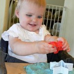 Homemade Stovetop Play Dough