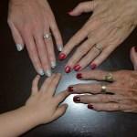 Hands Across Generations