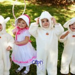 Little Bo Peep Found Her Sheep