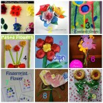 9 Flower Crafts to Celebrate Spring