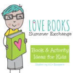 Summer Book Exchange-Mailing our package