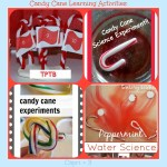 Candy Cane Crafts, Activities & Recipes