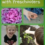 How does our garden grow?-Tips for Gardening with Preschoolers
