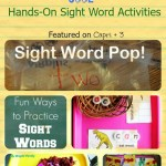 Tons of Fun Sight Word Activities