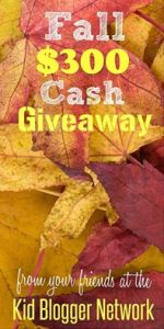KBN Fall Giveaway