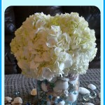 DIY Seashell Vase
