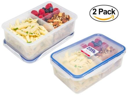 Easy Lock Lunch Containers for Kids