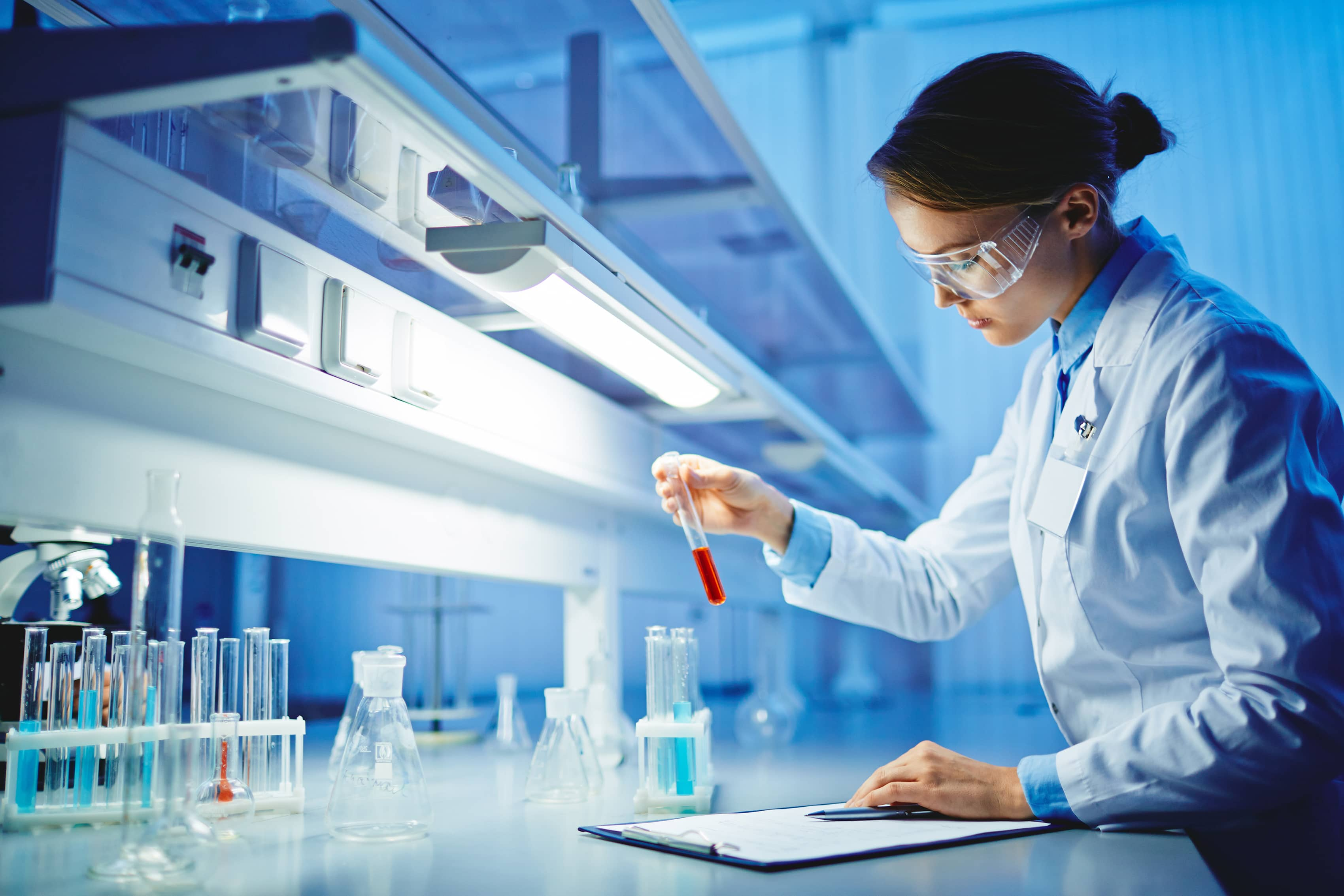 laboratory out patient testing