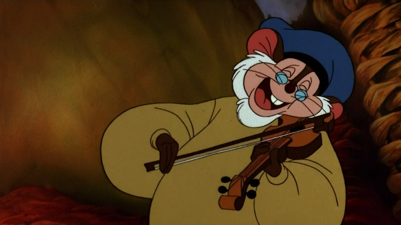 An American Tail 1986 Animation Screencaps