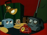 The Brave Little Toaster 1987 Screencaps Decorative Journals