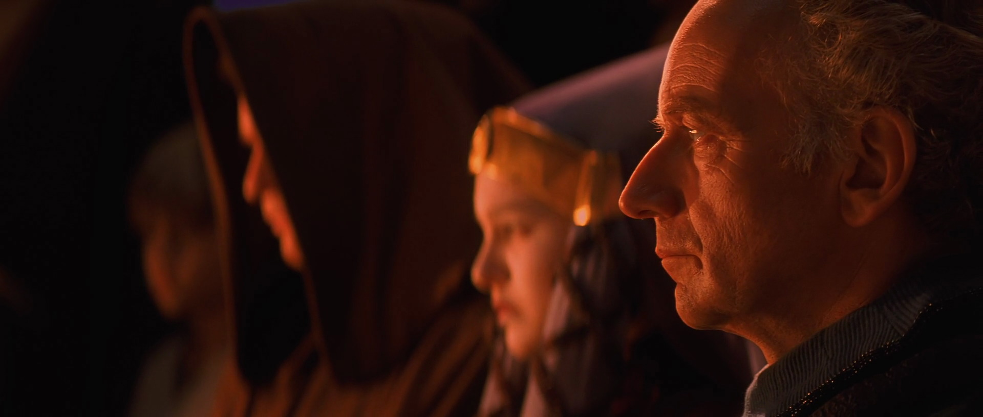 Ian McDiarmid Senator Palpatine Star Wars Episode I The Phantom Menace.
