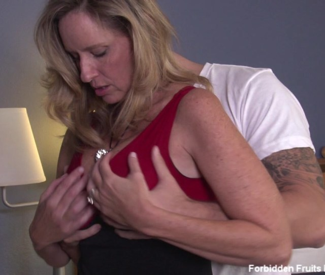 Blonde Beauty Milf Jodi West Gives Her Step Son A Sympathy Fuck For Him Losing His Date Starring Jodi West Pornstarempire