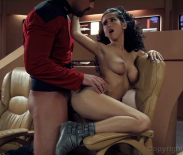 Free Video Preview Image 3 From Star Trek The Next Generation A Xxx Parody