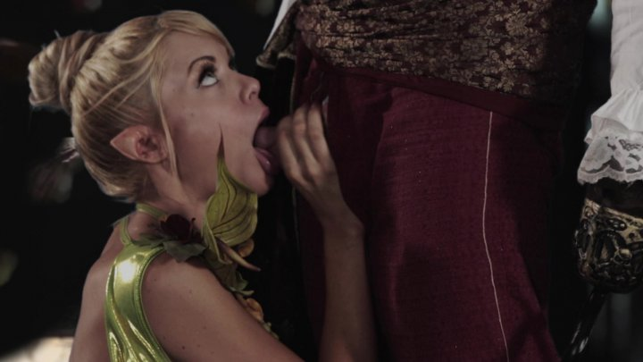 Captain Hook and Tinker Bell Get It On Starring: Steven St. Croix Riley Steele Length: 17 min