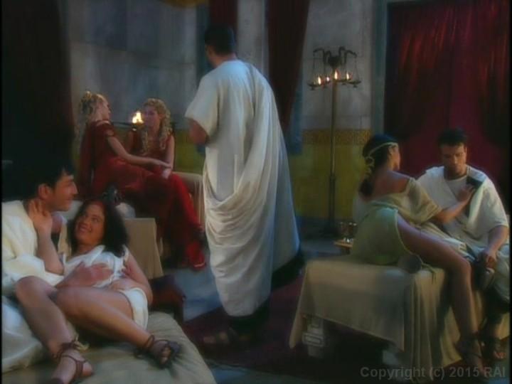 Sexual Conquest Roman Orgy - Starring: Barbarella Brenda Logan Lynn Stone Deither Von Stein Henriette Length: 16 min
