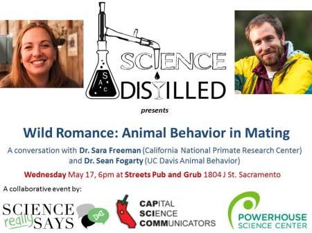 Sac Science Distilled – Capital Science Communicators