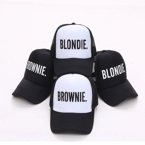 BLONDIE BROWNIE Baseball caps 5