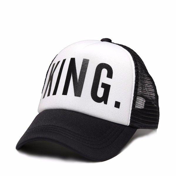 KING QUEEN Baseball Caps 3