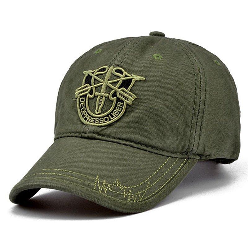 afe0c56866c 2017 New Brand Fashion Army Camo Baseball Cap Men Women Tactical Sun ...
