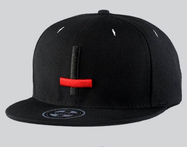 New Brand Street Dance Cool Hip Hop Caps Embroidery Cross Snapback Snap Back Baseball Caps Hats Bone Hat Free Shipping 16