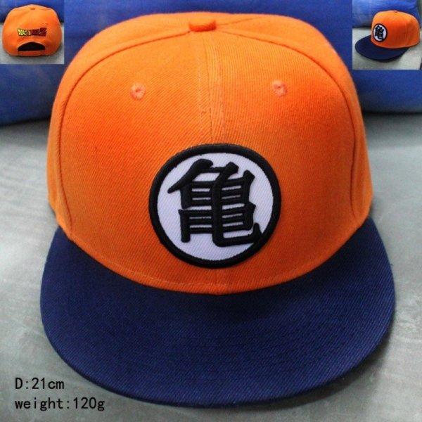 New High Quality Anime Dragon Ball Z /Dragonball Goku Snapback Hat For Men Women Adjustable Hip Hip Baseball Cap Cool 2