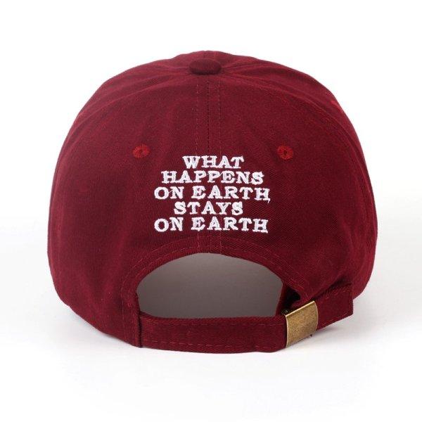 new wine red kendrick lamar damn cap embroidery DAMN. unstructured dad hat bone women men the rapper baseball cap 12