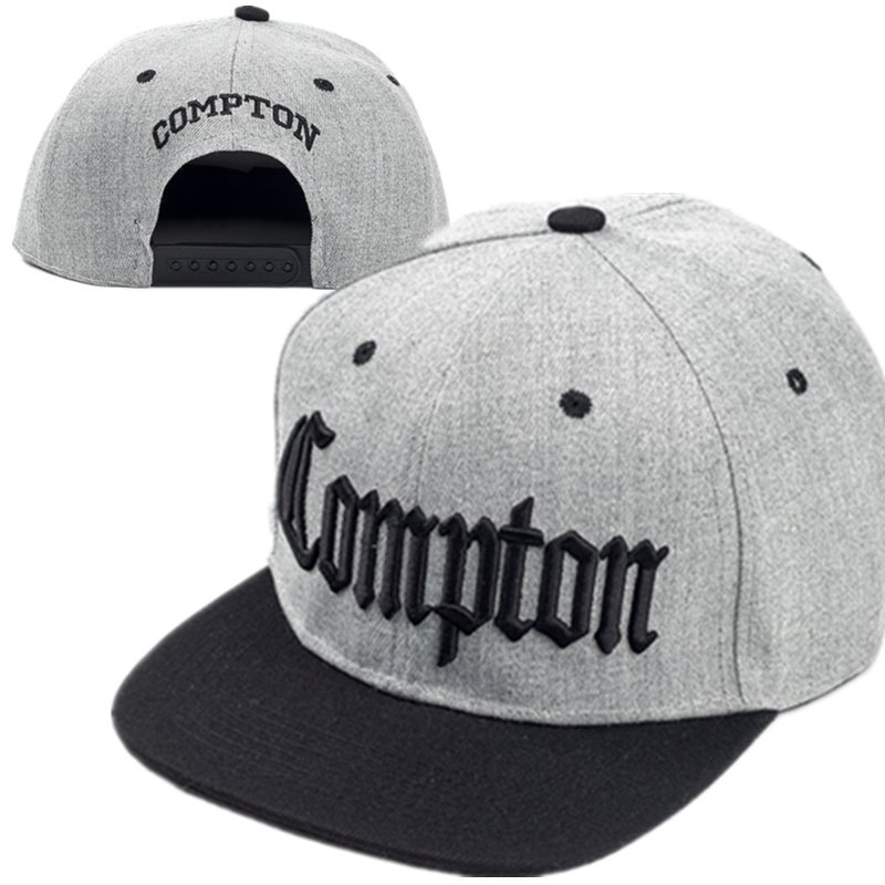 3a6b22c66647fd 2017 new Compton embroidery baseball Hats Fashion adjustable Cotton ...